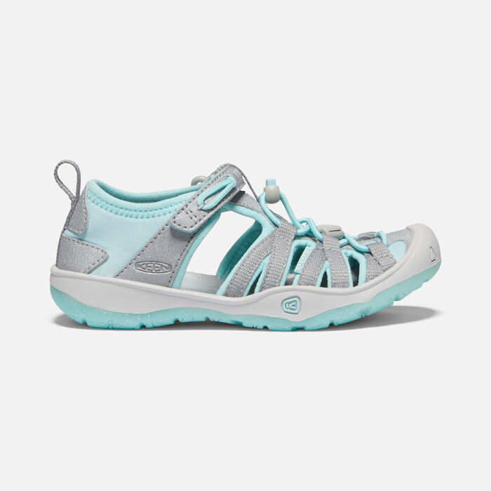 Younger Kids' Moxie Sandals in Blue Tint/Vapor - large view.