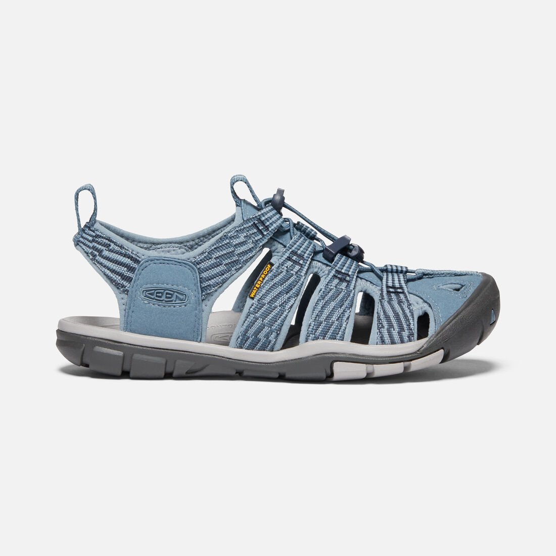 Women's Clearwater CNX in BLUE MIRAGE/CITADEL - large view.