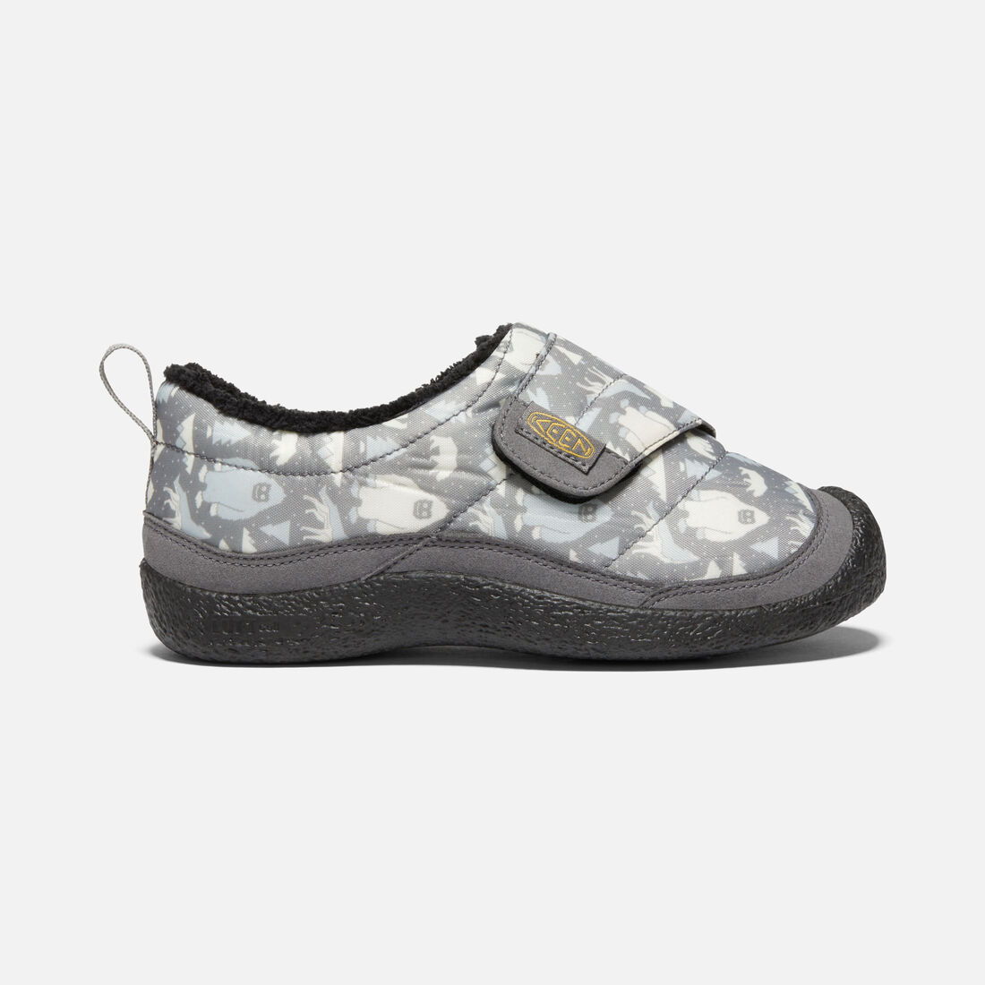 Big Kids' Howser Wrap in Steel Grey/Star White - large view.