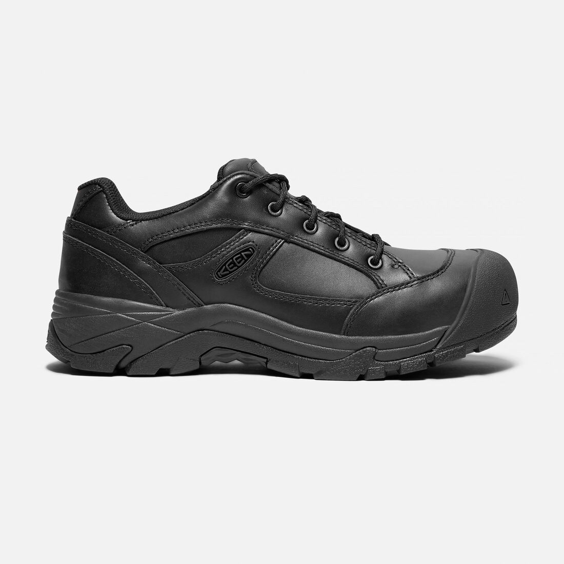 CSA Rossland (Composite Toe) pour homme in Black - large view.