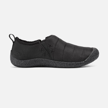 Women's Howser II Slippers in Monocrome Black - large view.