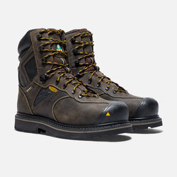 Men's CSA Tacoma XT Boot (Composite Toe) in Cascade Brown - small view.