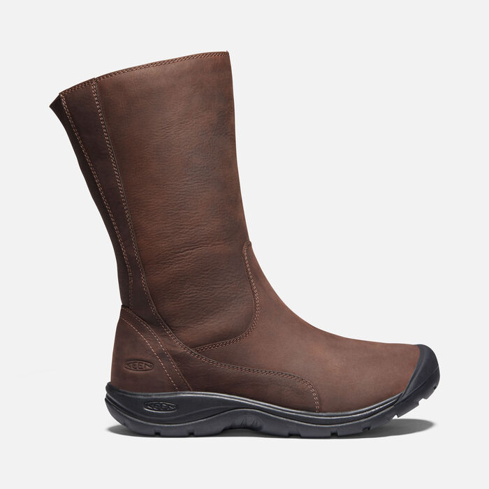 PRESIDIO II BOOT POUR FEMME in Chestnut/Mulch - large view.