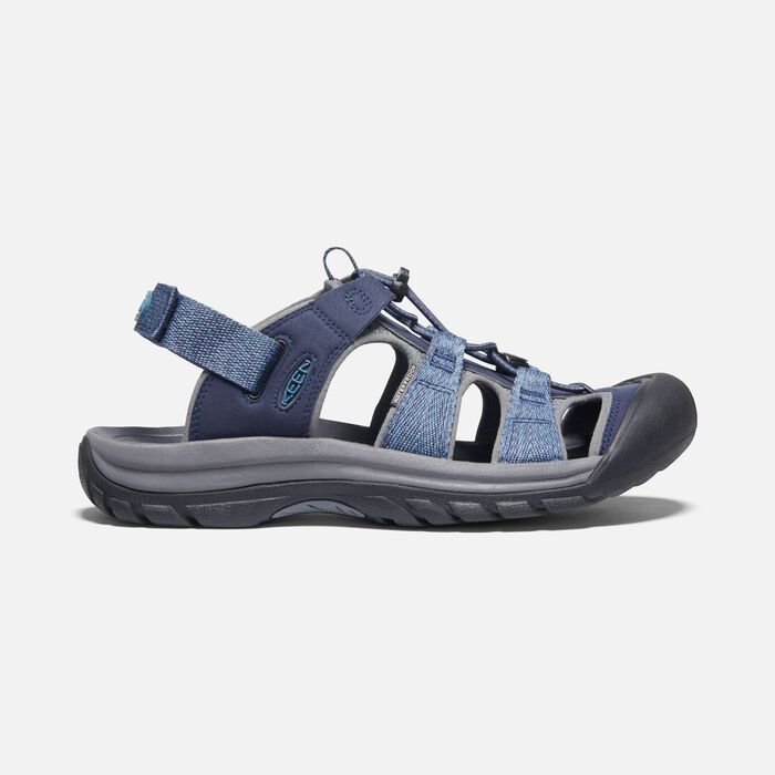Men's Rapids H2 Sandal in Navy/Real Teal - large view.