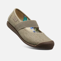 Women's Sienna Canvas Mary Jane in Brindle - small view.