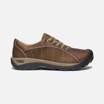 WOMEN'S PRESIDIO CASUAL SHOES in Cascade/Shitake - large view.