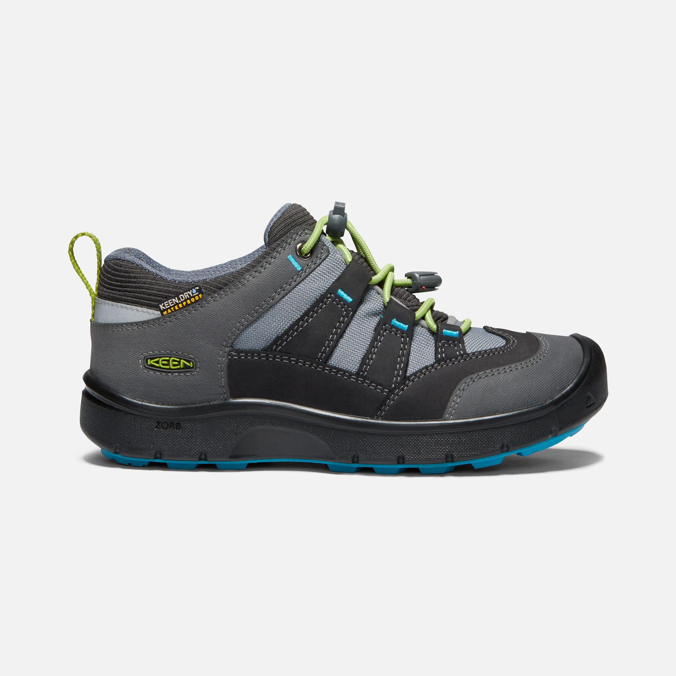Keen Moxie Closed Toe Sandal - Little Kid(Children's) -Purple Sage/Greenery Cheap Real Authentic Sale Cheapest Genuine For Sale 100% Guaranteed Cheap Price 100% Guaranteed Online DEdfS