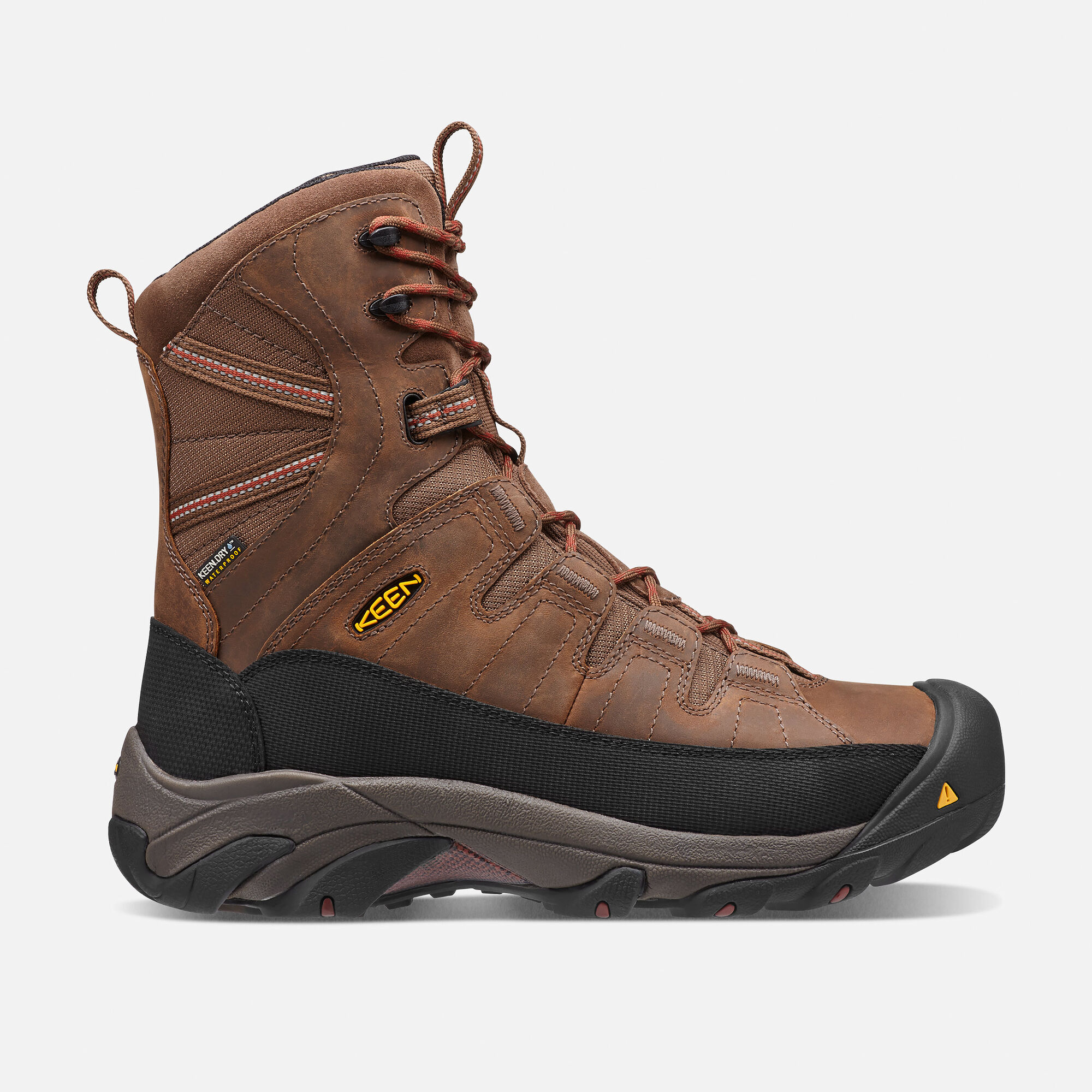 toe buster boots steel black s comforter mens men shoes resistant safetstep comfortable boot payless most slip