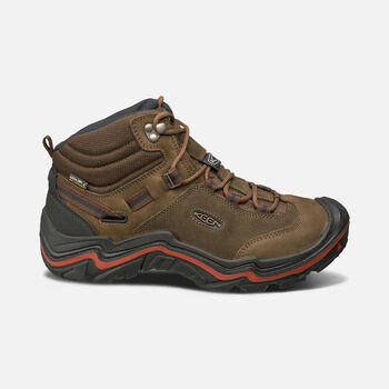 MEN'S WANDERER WATERPROOF HIKING BOOTS in Cascade Brown/Bossa Nova - large view.