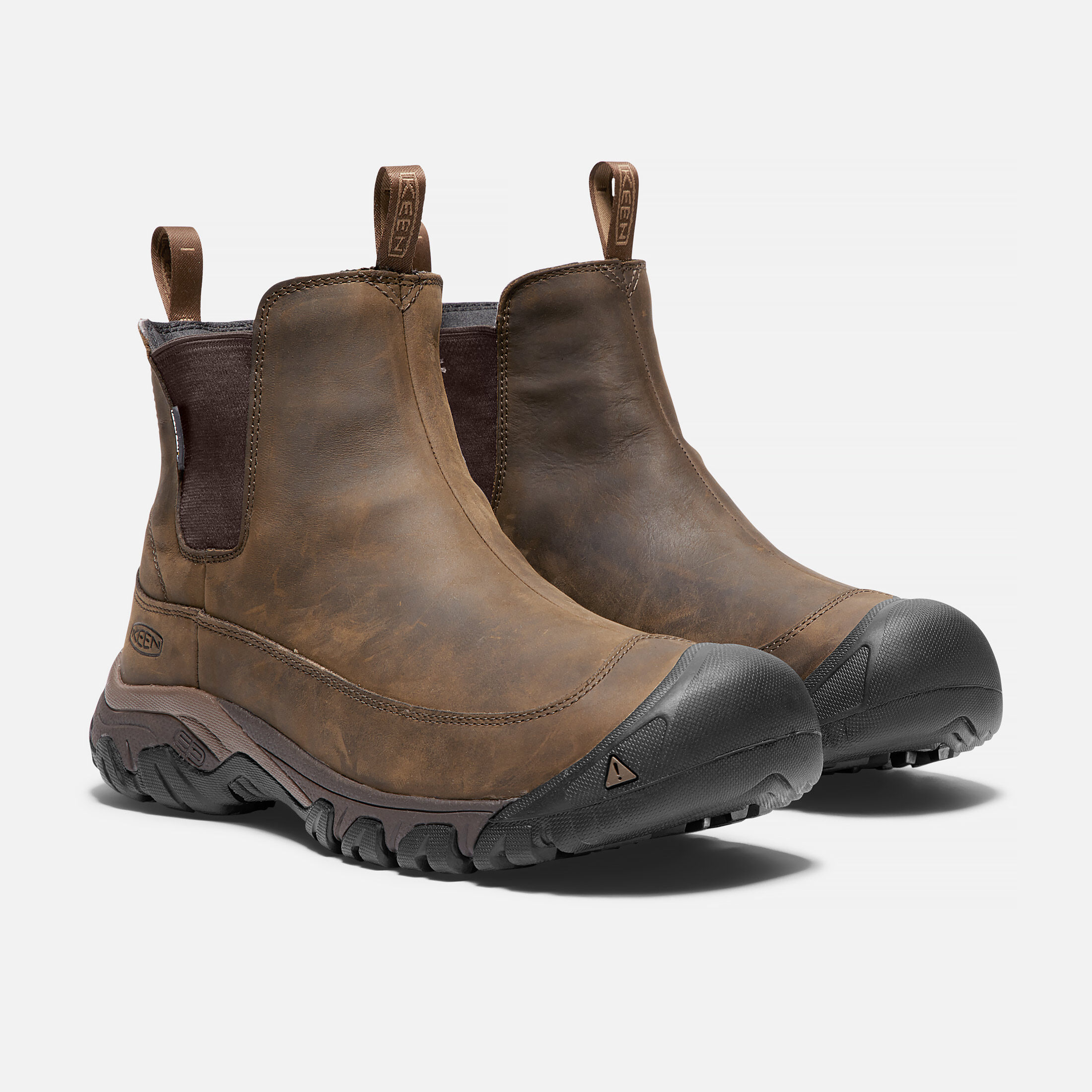 Anchorage III Pull-On Waterproof Boots