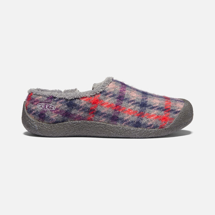 Women's Howser Slide in Grey Multi/Blue Nights - large view.