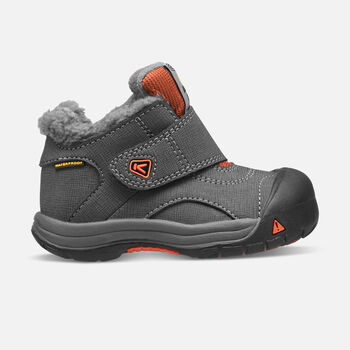 Toddlers' Kootenay Waterproof Boots in Magnet/Koi - large view.
