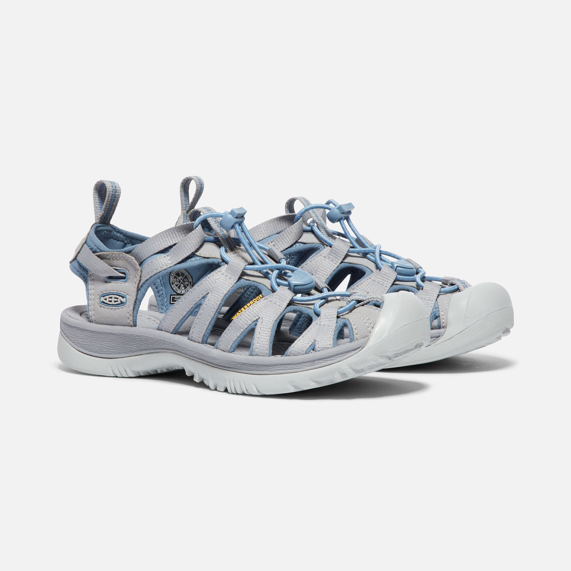 ed280c8f55ea Women s Whisper in BLUE SHADOW ALLOY - small view.