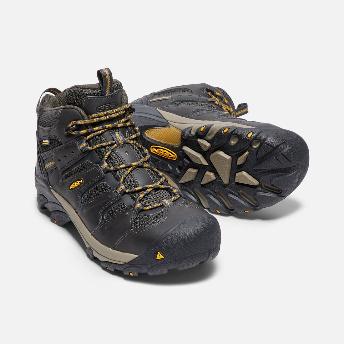Men's Lansing Mid Waterproof (Steel Toe)