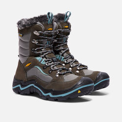 Durand Polar Waterproof pour femme in Magnet/Mineral Blue - small view.