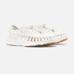 Women's UNEEK O2 LTD in White/Harvest Gold - small view.