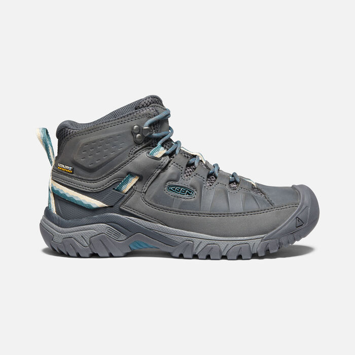 TARGHEE III MID WP POUR FEMME in Magnet/Balsam - large view.