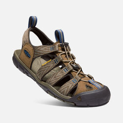 Men's Clearwater CNX in DARK EARTH/BLUE OPAL - small view.