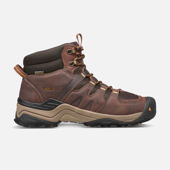 GYPSUM II WATERPROOF MID WANDERSTIEFEL FÜR HERREN in Coffee Bean/Bronze Mist - large view.