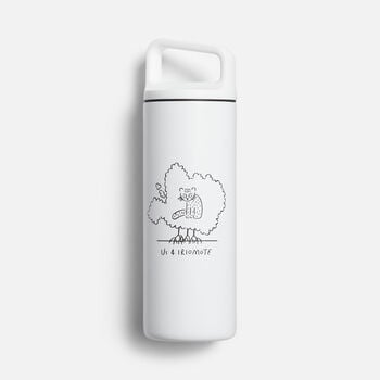 KEEN US4IRIOMOTE Bottle in WHITE - large view.