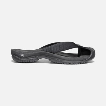 Men's Waimea H2 in TRIPLE BLACK/BLACK - large view.