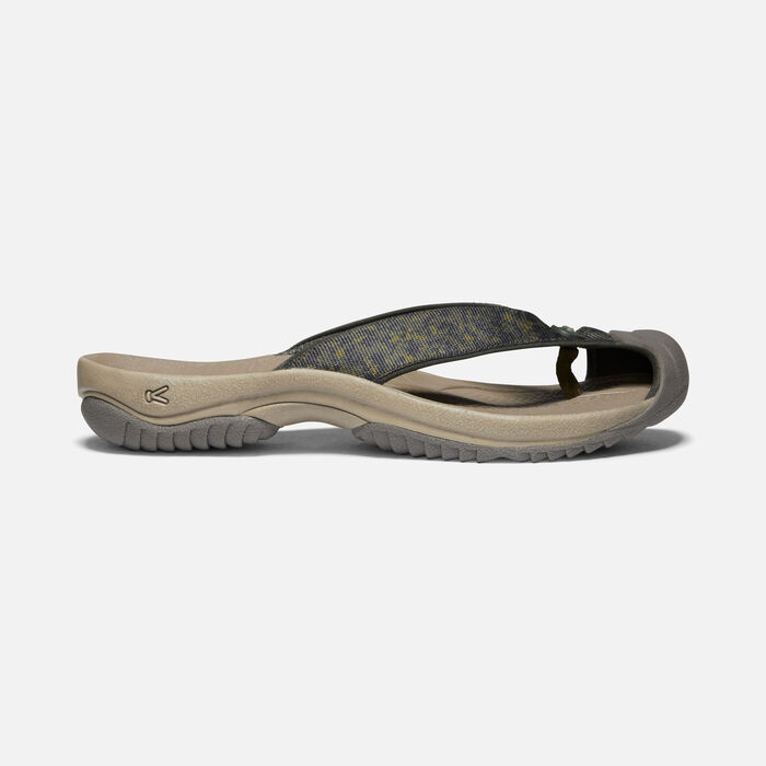 Men's Waimea H2 Sandals in Camo/Olive - large view.