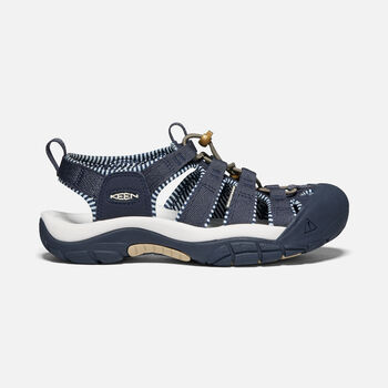 Women's Newport H2 in Navy/White - large view.