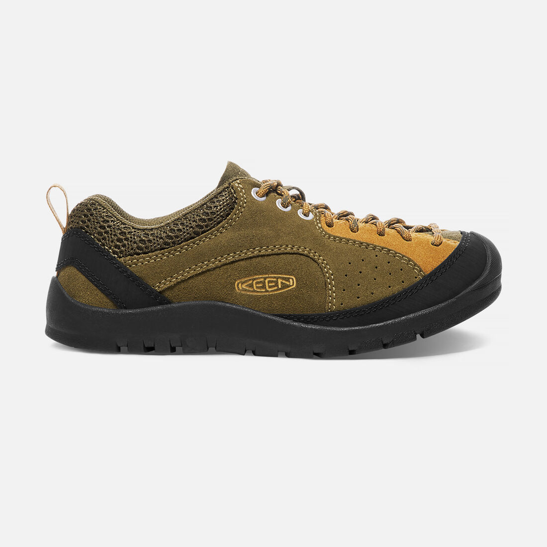 Women's Jasper Rocks in Military Olive/Cathay Spice - large view.