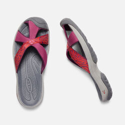 Women's Bali in RED VIOLET/BOYSENBERRY - small view.