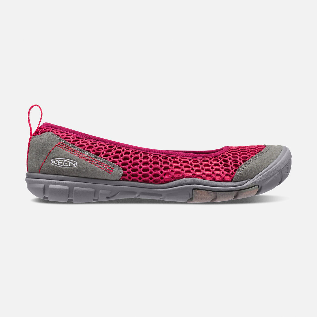 Women's ZEPHYR BALLERINA CNX in Anemone/Raspberry - large view.