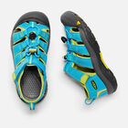 NEWPORT H2 SANDALES POUR JEUNES in HAWAIIAN BLUE/GREEN GLOW - small view.