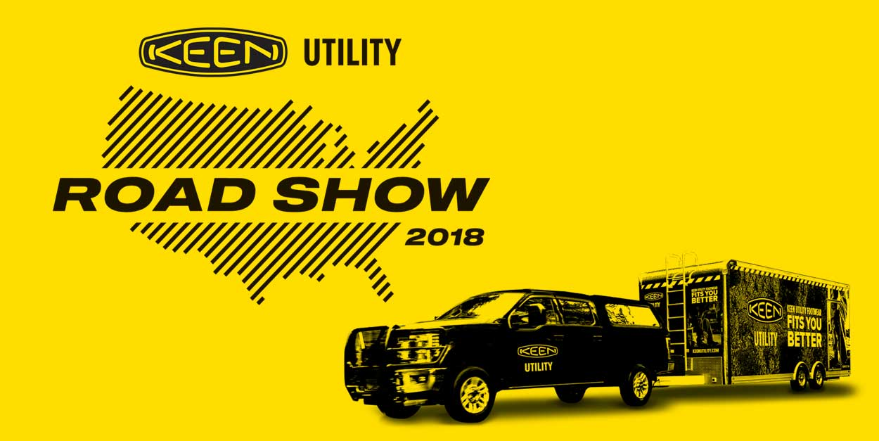 Keen Utility Road Show 2018 Keen Utility