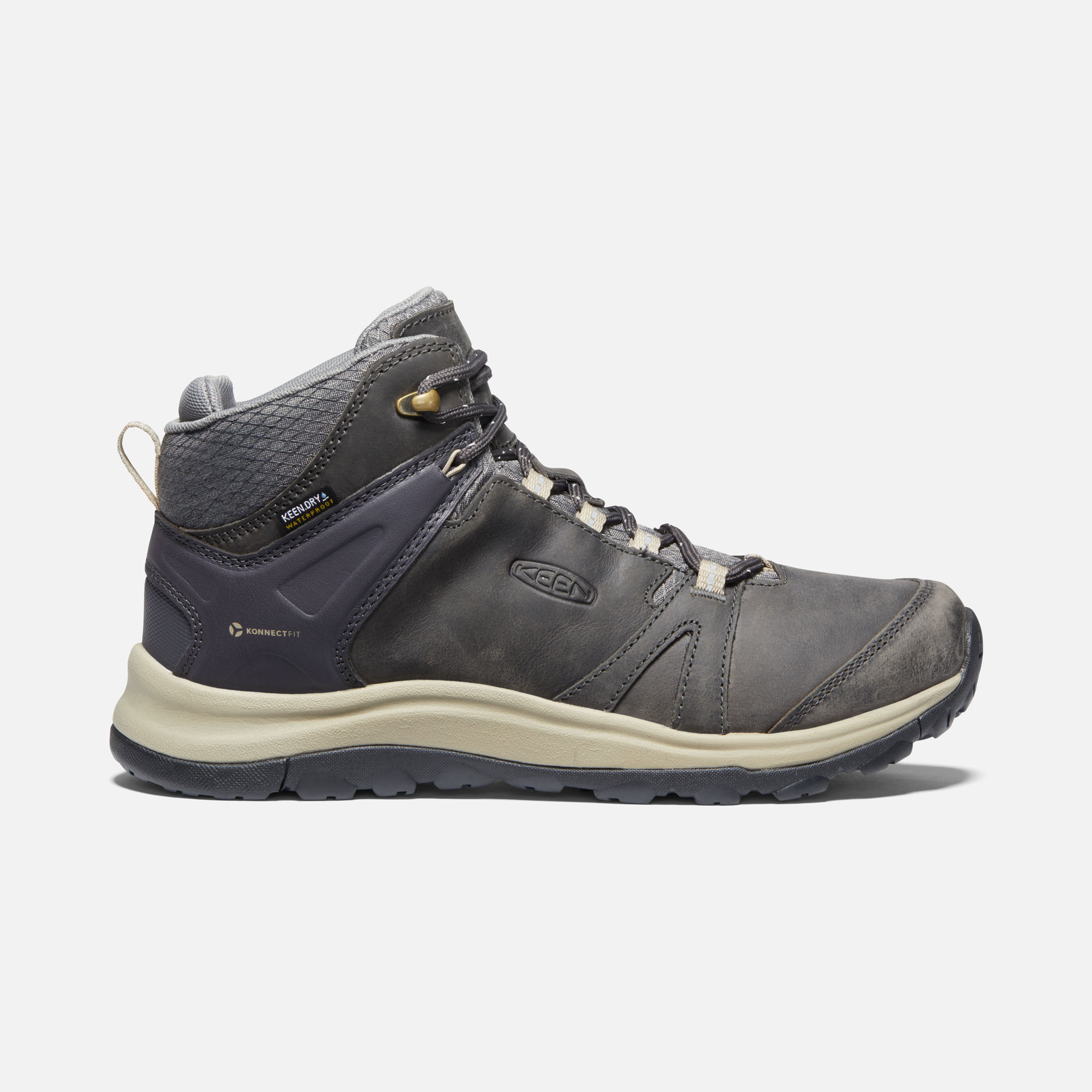 Women's Leather Hiking Boots