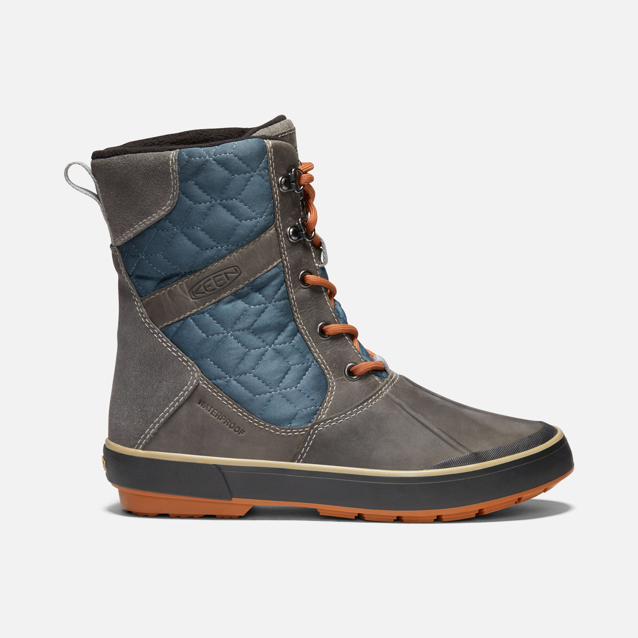 bd889cdbc37 Women's Elsa II WP Quilted Boot
